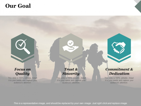 Our Goal Competition Ppt PowerPoint Presentation Slides Information