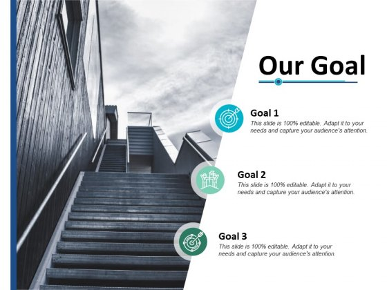 Our Goal Competition Success Ppt PowerPoint Presentation Ideas
