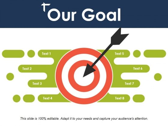 Our Goal Ppt PowerPoint Presentation Gallery Clipart