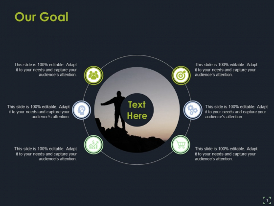 Our Goal Ppt PowerPoint Presentation Infographics Ideas