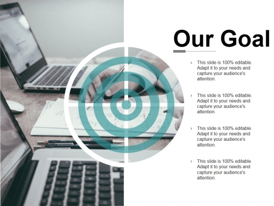 Our Goal Ppt PowerPoint Presentation Model Microsoft