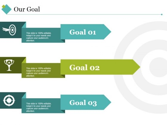 Our Goal Ppt PowerPoint Presentation Outline Rules