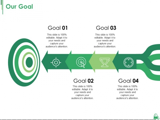 Our Goal Ppt PowerPoint Presentation Summary Graphic Tips
