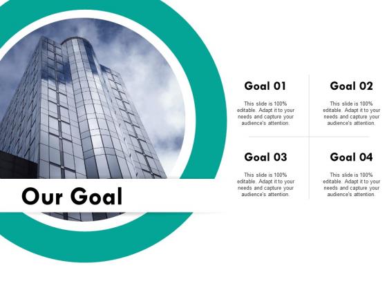 Our Goal Ppt PowerPoint Presentation Summary Show