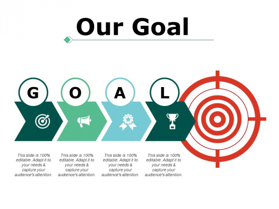 Our Goal Realty Management Ppt PowerPoint Presentation Styles Information
