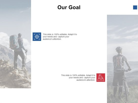 Our Goal Target Ppt PowerPoint Presentation Styles Microsoft