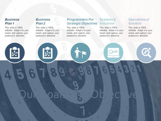 Our Goals And Objectives Ppt PowerPoint Presentation Styles Slide Download