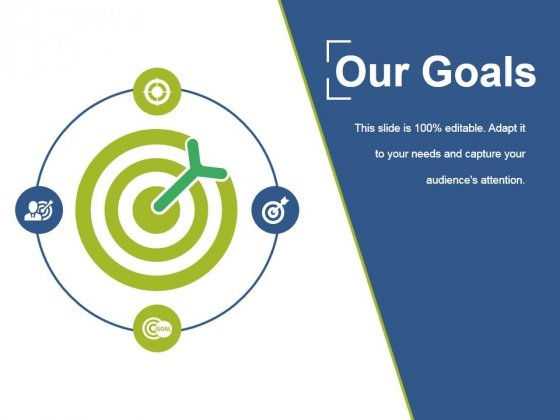 Our Goals Ppt PowerPoint Presentation Icon Summary