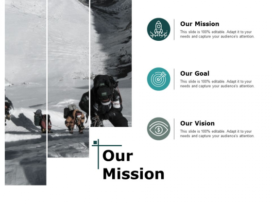 Our Mission And Vision Ppt PowerPoint Presentation Outline Graphics Tutorials