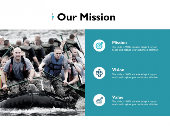 Our Mission And Vision Ppt PowerPoint Presentation Styles Model
