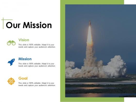 Our Mission Capability Maturity Matrix Ppt PowerPoint Presentation Portfolio File Formats