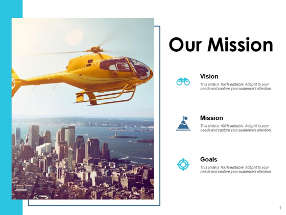 Our Mission Goal Ppt PowerPoint Presentation Infographic Template Samples