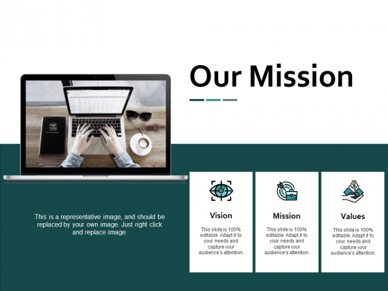 Our Mission Goal Ppt Powerpoint Presentation Professional Ideas