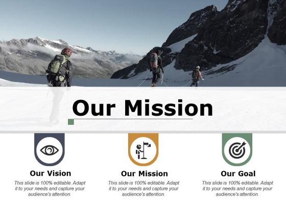 Our Mission Our Vision Ppt PowerPoint Presentation Infographics Rules