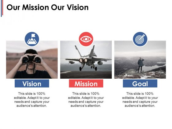 Our Mission Our Vision Ppt PowerPoint Presentation Professional Layouts