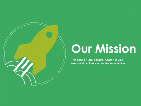 Our Mission Ppt PowerPoint Presentation File Designs