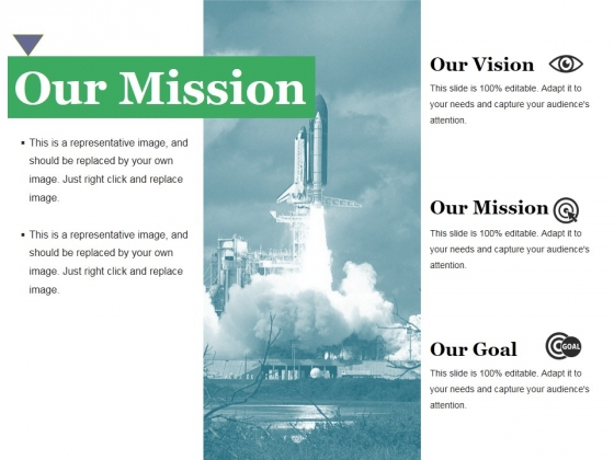Our Mission Ppt PowerPoint Presentation File Samples