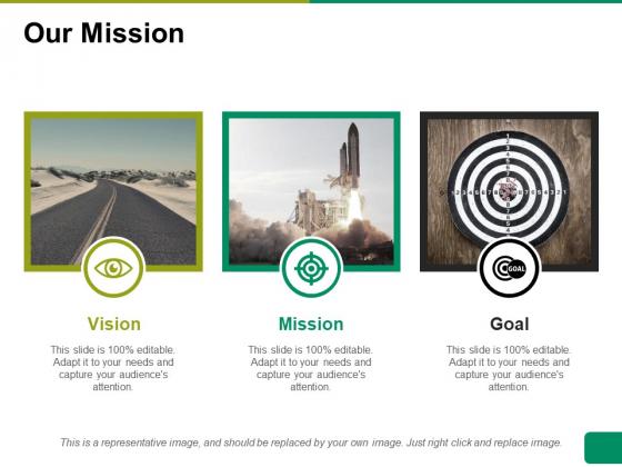 Our Mission Ppt PowerPoint Presentation File Slide Portrait