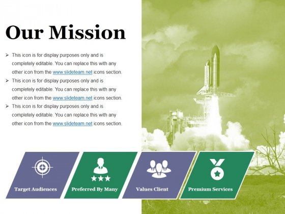Our Mission Ppt PowerPoint Presentation File Slide