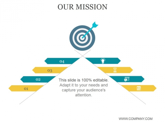 Our Mission Ppt PowerPoint Presentation Files