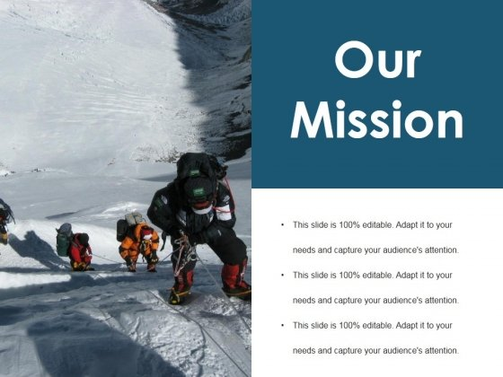Our Mission Ppt PowerPoint Presentation Gallery Design Templates