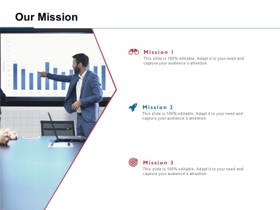 Our Mission Ppt PowerPoint Presentation Icon Graphics Tutorials