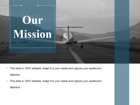 Our Mission Ppt PowerPoint Presentation Icon Mockup