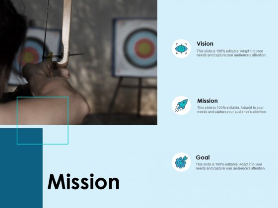 Our Mission Ppt PowerPoint Presentation Icon Objects