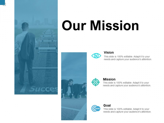 Our Mission Ppt PowerPoint Presentation Icon Show