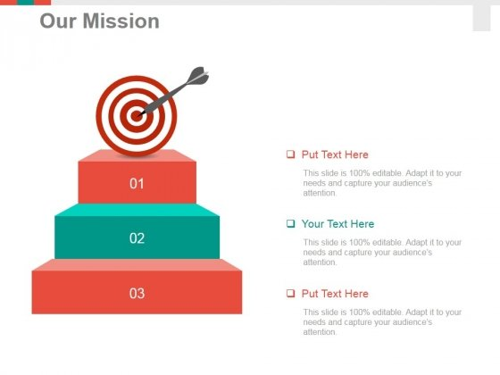 Our Mission Ppt PowerPoint Presentation Ideas Format
