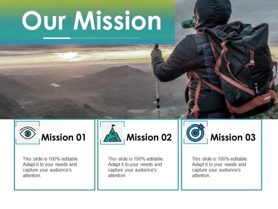 Our Mission Ppt PowerPoint Presentation Ideas Graphic Tips