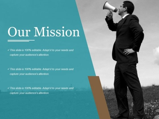Our Mission Ppt PowerPoint Presentation Ideas Inspiration