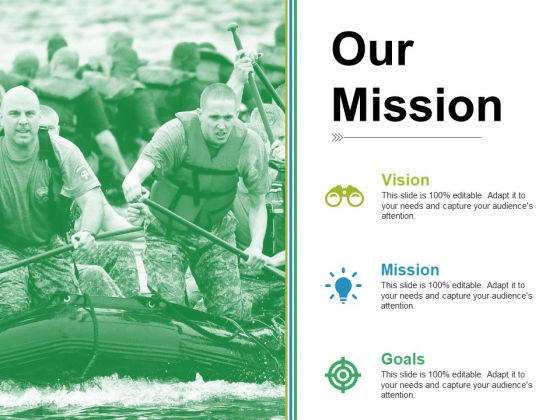 Our Mission Ppt PowerPoint Presentation Infographic Template Design Inspiration