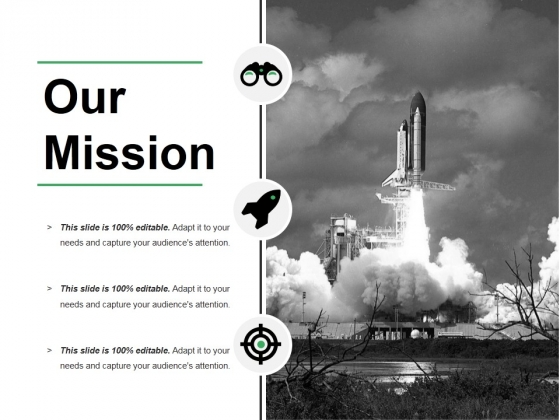 Our Mission Ppt PowerPoint Presentation Infographics Shapes