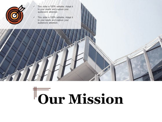 Our Mission Ppt PowerPoint Presentation Inspiration Background Images