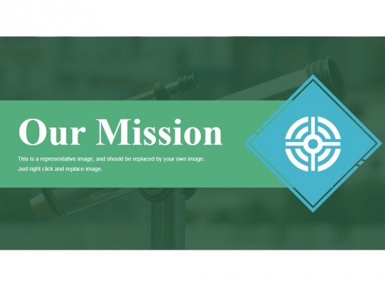 Our Mission Ppt PowerPoint Presentation Inspiration Diagrams