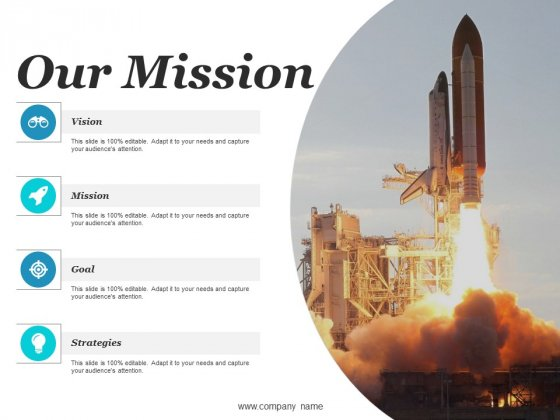 Our Mission Ppt PowerPoint Presentation Inspiration Smartart