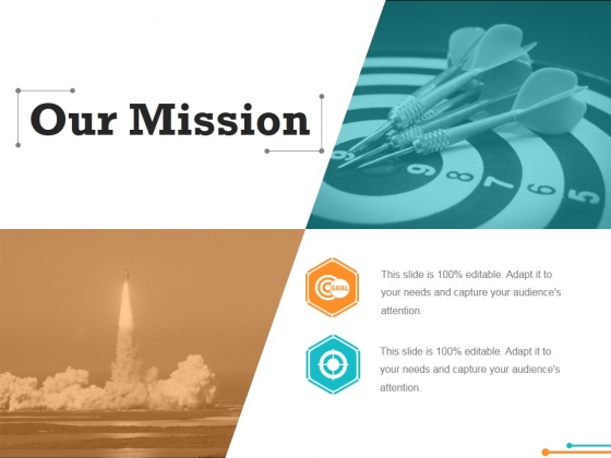 Our Mission Ppt PowerPoint Presentation Layouts Example Introduction