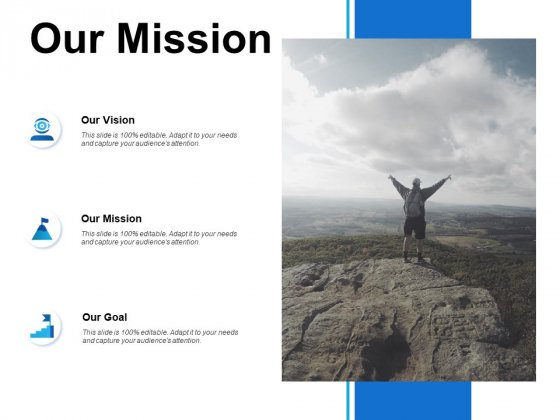 Our Mission Ppt PowerPoint Presentation Layouts Professional