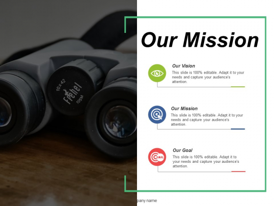 Our Mission Ppt PowerPoint Presentation Layouts Template
