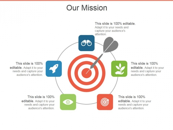 Our Mission Ppt PowerPoint Presentation Outline Information