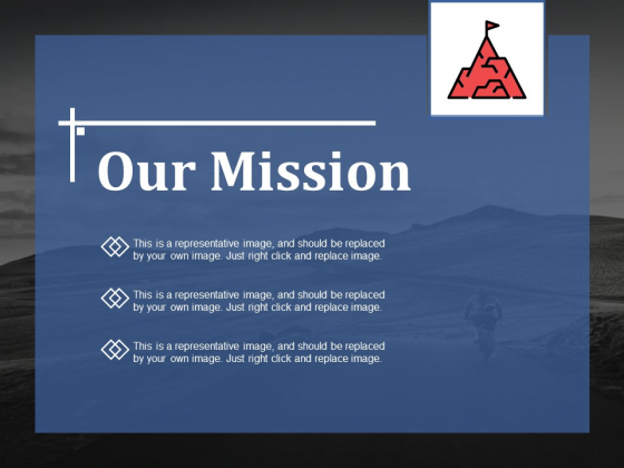 Our Mission Ppt PowerPoint Presentation Outline Maker
