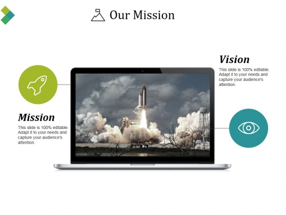 Our Mission Ppt PowerPoint Presentation Pictures Samples