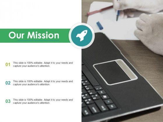 Our Mission Ppt PowerPoint Presentation Pictures Slide