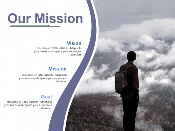 Our Mission Ppt PowerPoint Presentation Professional Example