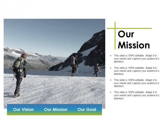 Our Mission Ppt PowerPoint Presentation Show Background Designs
