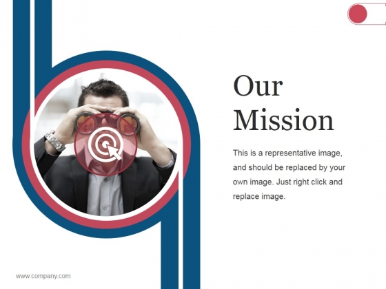 Our Mission Ppt PowerPoint Presentation Show Deck