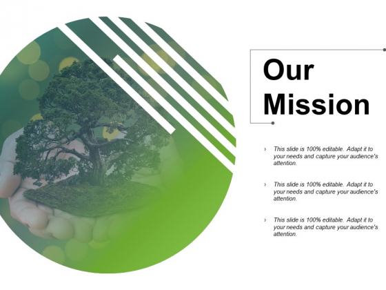 Our Mission Ppt PowerPoint Presentation Styles Designs Download