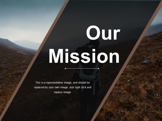 Our Mission Ppt PowerPoint Presentation Styles Graphics Tutorials