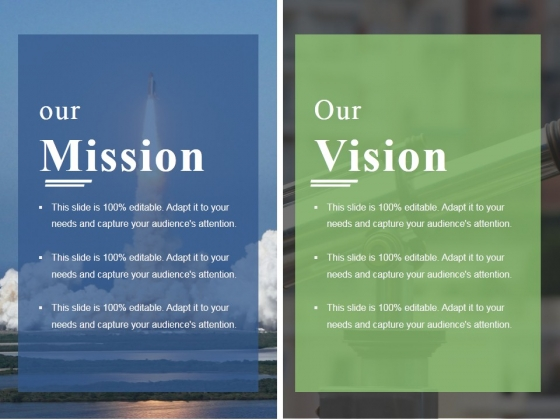 Our Mission Ppt PowerPoint Presentation Styles Picture